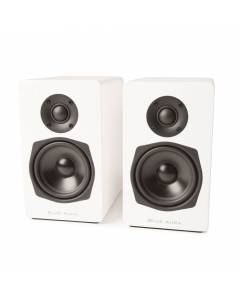 Blue Aura PS40 Compact HiFi Loudspeakers - Gloss White CLEARANCE!!