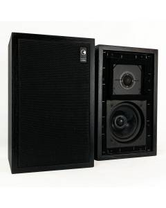 Chartwell LS3/5a Speakers. Rare 15 ohm 1979/80 Matched Pair Super Condition!