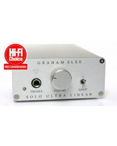 Graham Slee Solo Ultra-Linear DE Headphone Amplifier