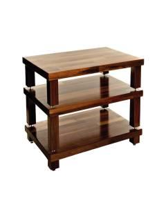 HI-FI Racks Podium Reference HiFi Rack. Solid Oak, Choice of Hardwoods and Configurations.