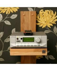 HiFi Racks Podium Platform Equipment Wall Shelf Choice of Hardwoods