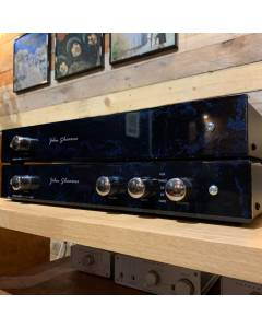 John Shearne Amplifiers. Phase 2 & Phase 3 inc. 1 pair of Cable Talk reference interconnects!