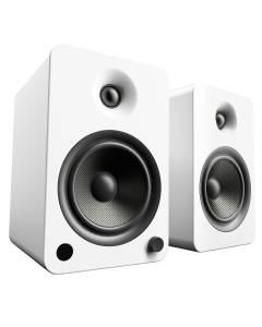 Kanto YU6 Wireless Active Speakers Phono/Bluetooth etc. -Matte White