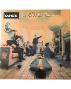 OASIS 'Definitely Maybe', Big Brother Records 2 X Vinyl LP, 2014 Remastered 180g