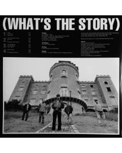 Oasis 'What's The Story Morning Glory' Remastered Double Vinyl LP with Bonus Material
