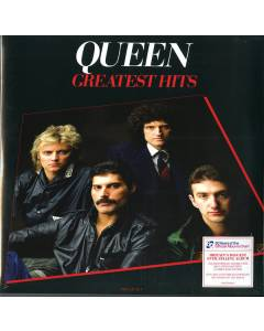 QUEEN 'GREATEST HITS' Virgin Records 2 X Vinyl LP, 2016 Half Speed Mastered. 180g.