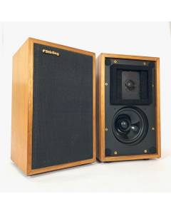 Stirling Broadcast LS3/5a V2 - Rare Early Set. Excellent Condition.
