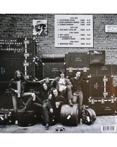 The Allman Brothers 'At Fillmore East' Mercury Records 180g Audiophile 2x Vinyl LP