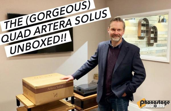 The Gorgeous Quad Artera Solus Unboxed!