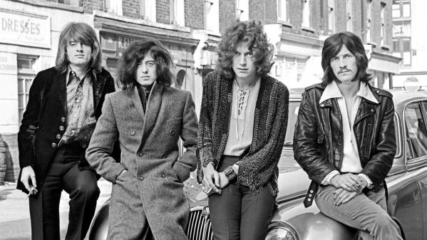 Spotlight: Led Zeppelin 'Going To California' Live at the L.A. Forum 1971