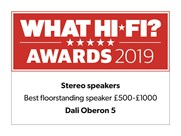 Dali Oberon 2019 Packages What HiFi