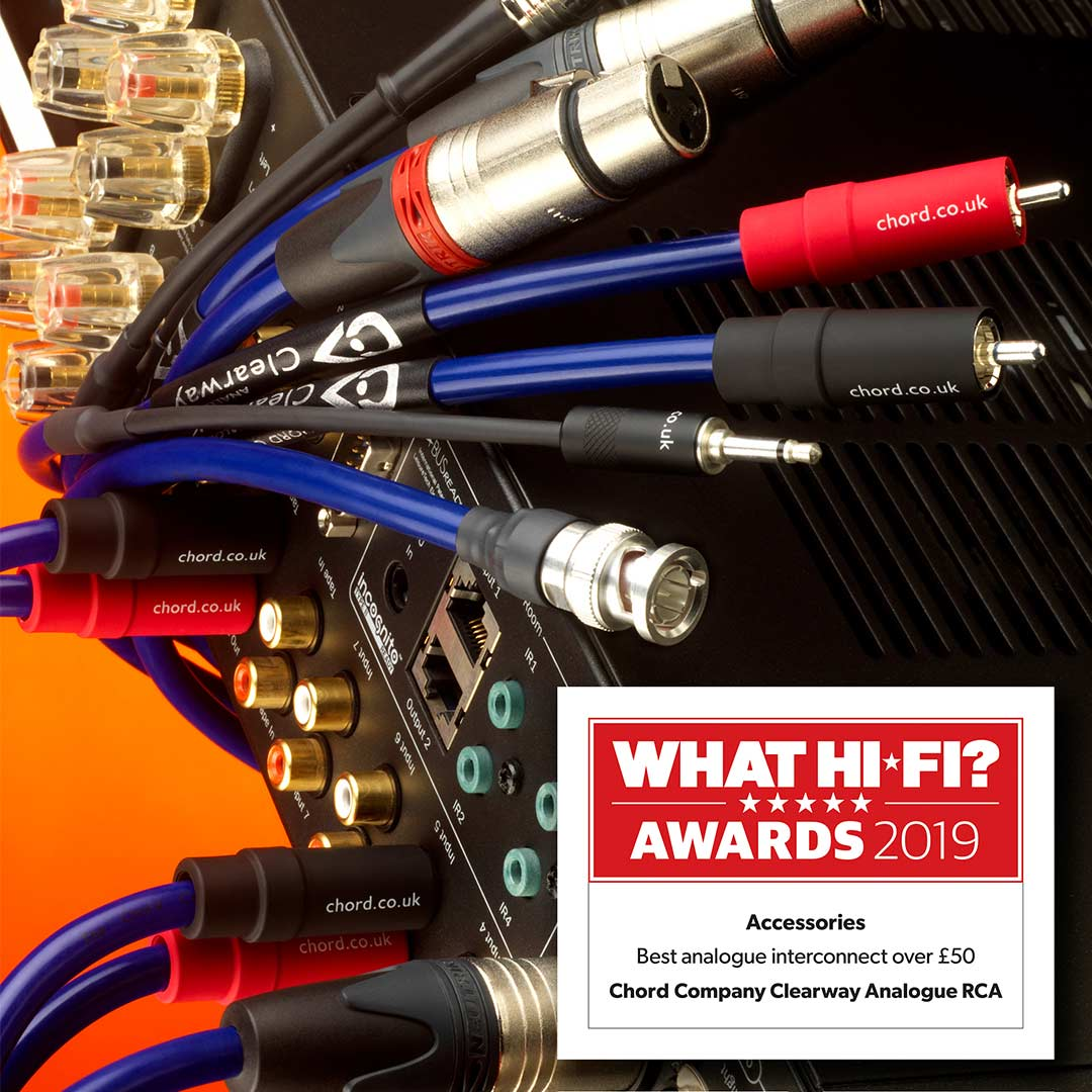Chord Clearway Awards