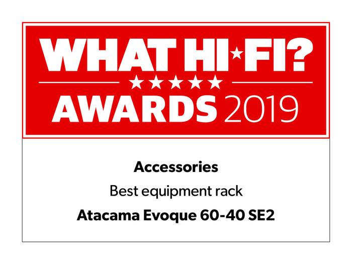 Evoque 60-40 WHF awards