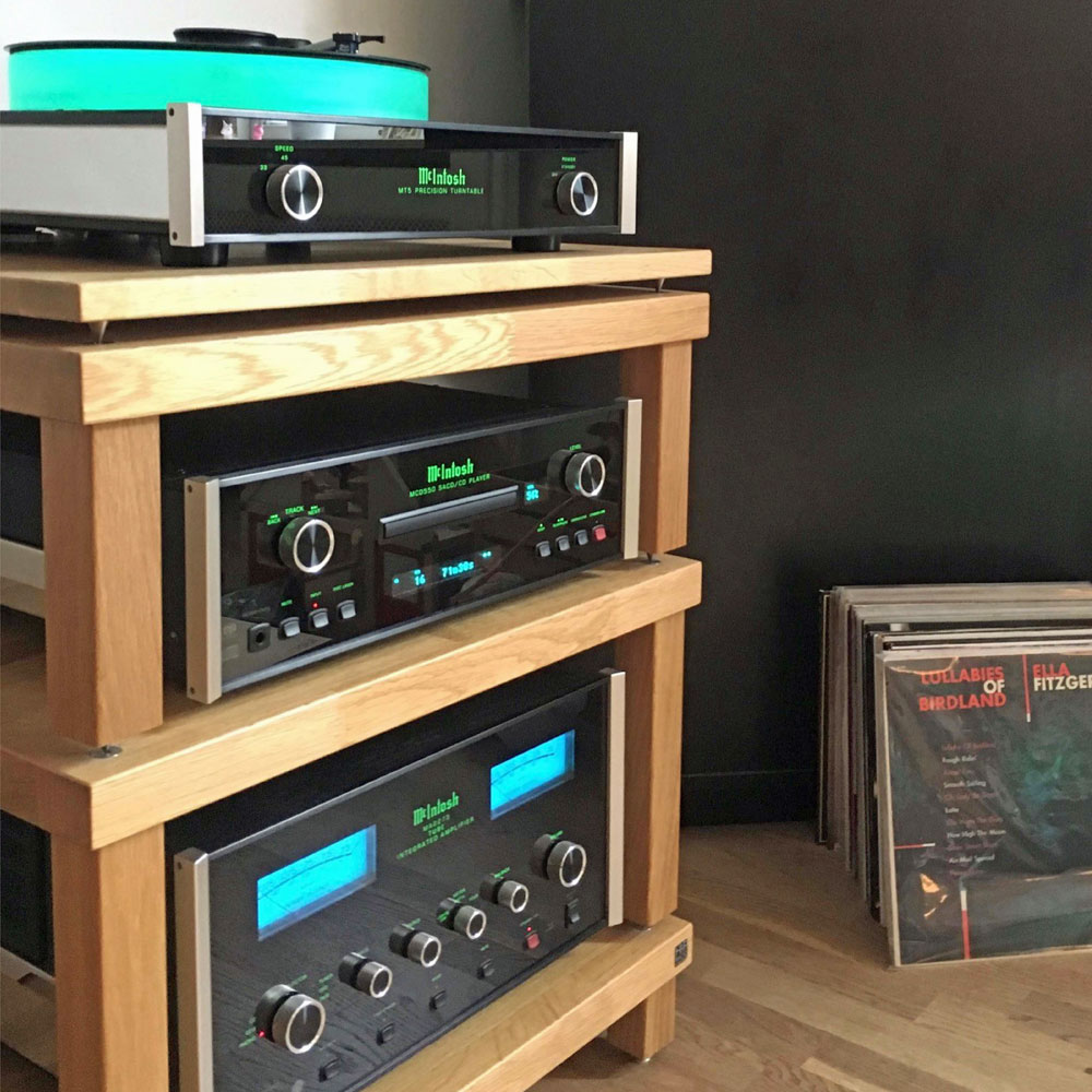 HiFi Stands and Supports