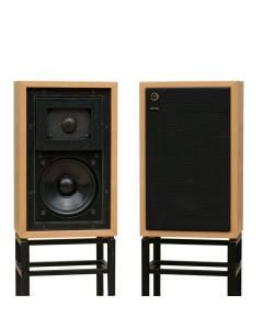 Chartwell / Graham Audio BBC LS3/5a Loudspeakers