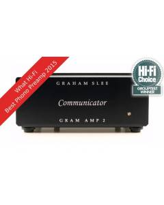 Graham Slee Gram Amp 2 Communicator Phono Stage