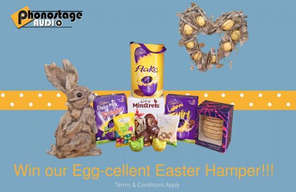 Win our Egg-citing, Egg-stravagant Easter Hamper in time for Easter!!!