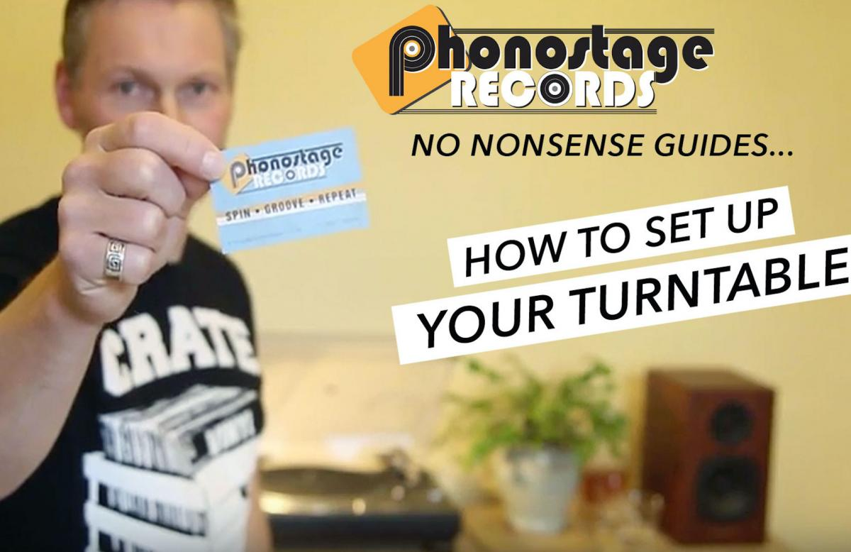 Easily Set Up Your Turntable in 5 minutes... No Nonsense Guide!!!
