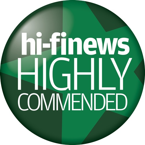 HiFi World Recommended