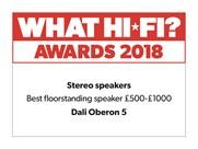 Dali Oberon 2018 WHF